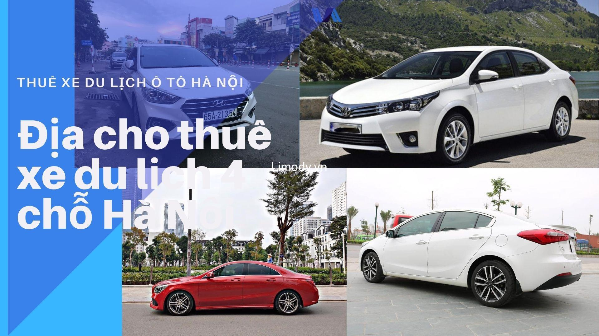 Top 20 Địa cho thuê xe du lịch Hà Nội: bảng giá, thủ tục hợp đồng A-Z