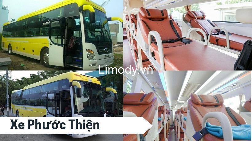 Xe Phước Thiện: Bến xe, giá vé, số điện thoại đặt vé, lịch trình Phan Rang – Sài Gòn