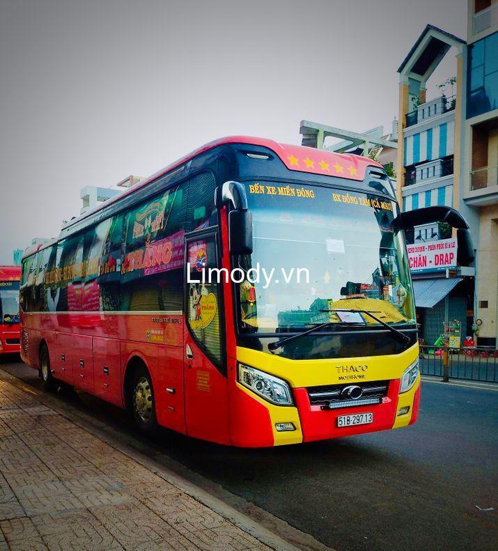 Xe Thắng: Bến xe, giá vé, số điện thoại đặt vé, lịch trình Sài Gòn – Cà Mau