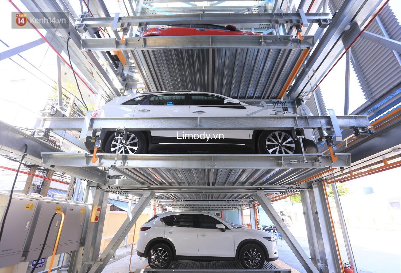 Top 4 Bãi đỗ xe thông minh ở Hà Nội chất lượng giá rẻ nhất