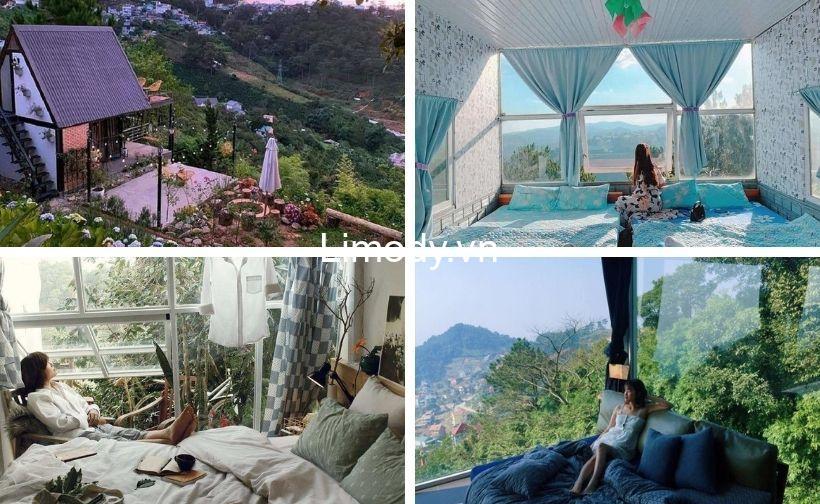 Top 40 homestay Đà Lạt giá rẻ view đẹp gần chợ, trung tâm từ 300k