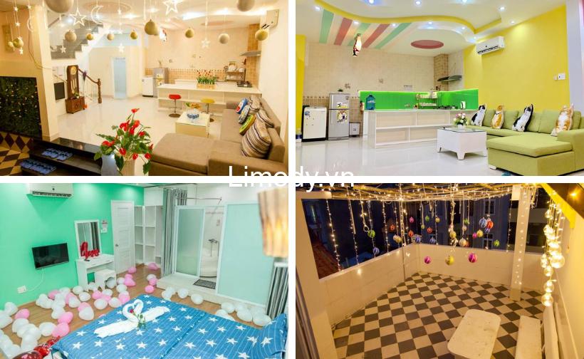 Top 40 Biệt thự villa Vũng Tàu giá rẻ, đẹp, gần biển có hồ bơi cho thuê