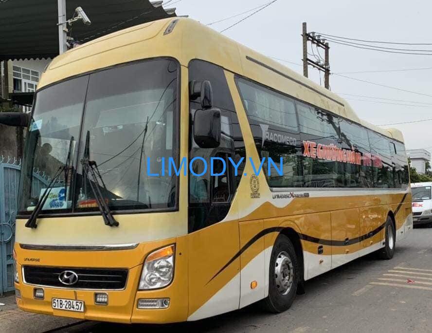 Top 11 nhà xe Sài Gòn Hậu Giang Vị Thanh xe khách limousine giường nằm
