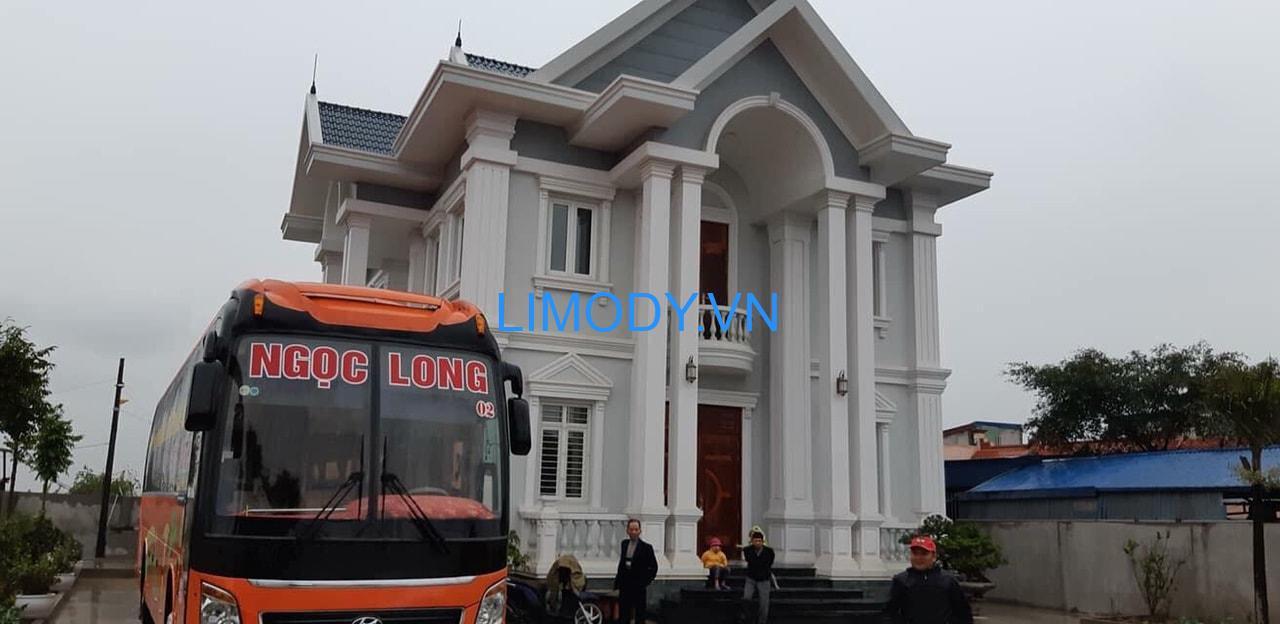 Top 12 Nhà xe Sài Gòn Long An xe khách limousine giường nằm tốt nhất