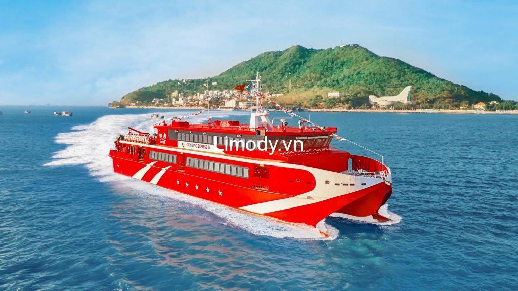 Giá vé tàu đi Côn Đảo và những cách đặt mua vé online hiệu quả nhất