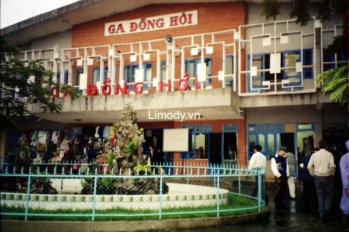 Vé tàu đi Quảng Bình từ Sài Gòn TPHCM và cách thức mua vé online