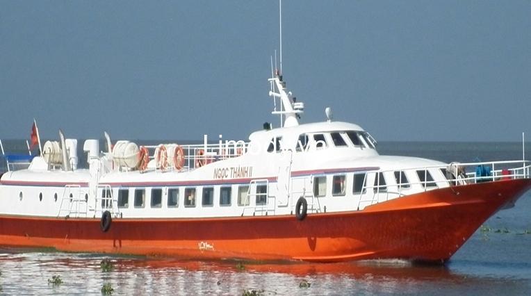 Vé tàu Phú Quốc: Cách đặt vé online và bảng giá vé cập nhật mới nhất
