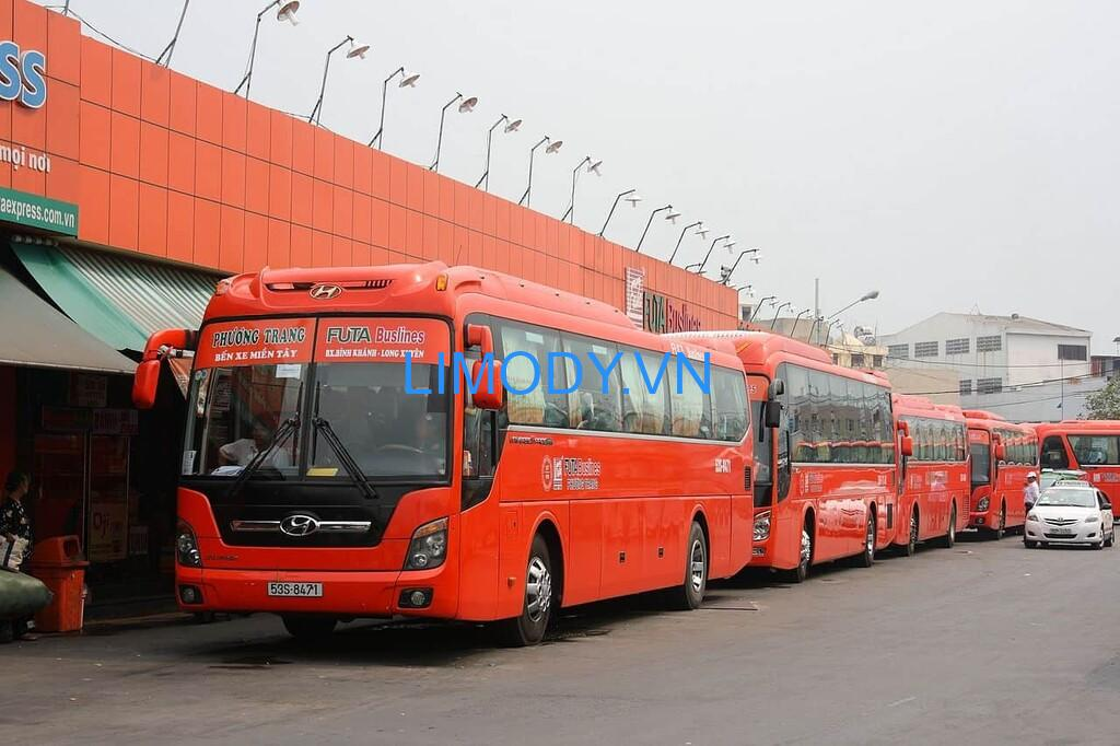 Danh sách các bến xe ở Việt Nam trên khắp 63 tỉnh thành phố