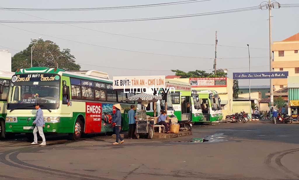 Bến xe Chợ Lớn: Danh sách các tuyến xe buýt qua trạm Chợ Lớn quận 5