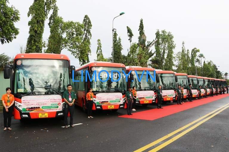 Bến xe Cam Ranh: Thông tin bến xe, các tuyến xe chính đi các tỉnh