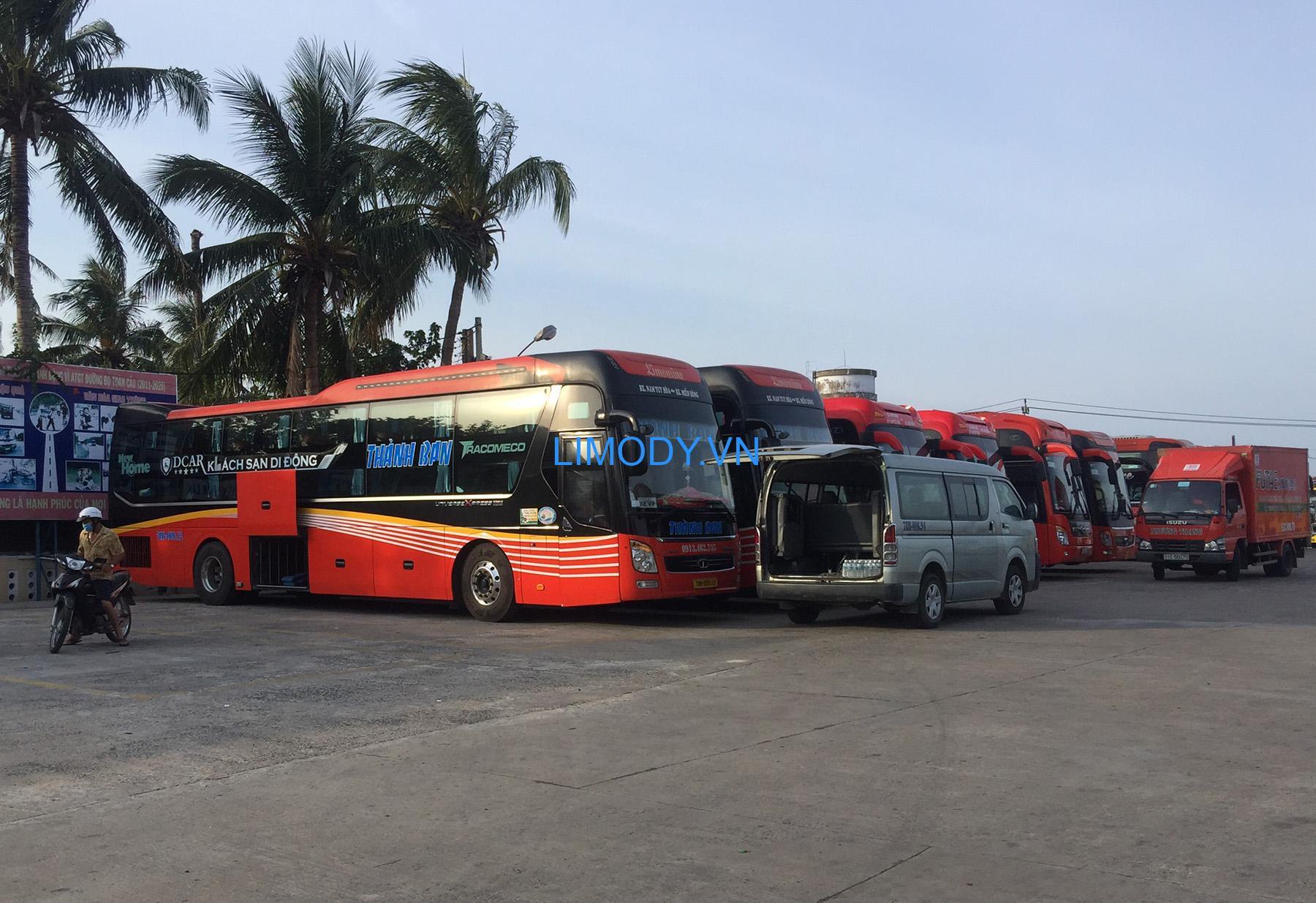Bến xe Phú Yên ở đâu? Danh sách các nhà xe trong tỉnh đi các tỉnh khác