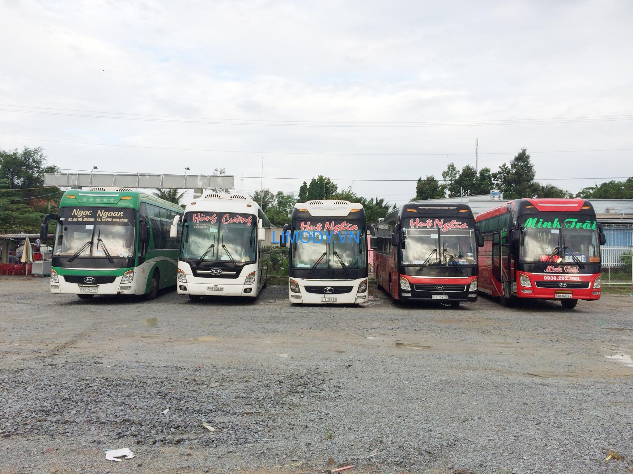 Bến xe thị trấn Óc Eo An Giang: Địa chỉ liên hệ, số điện thoại và các nhà xe