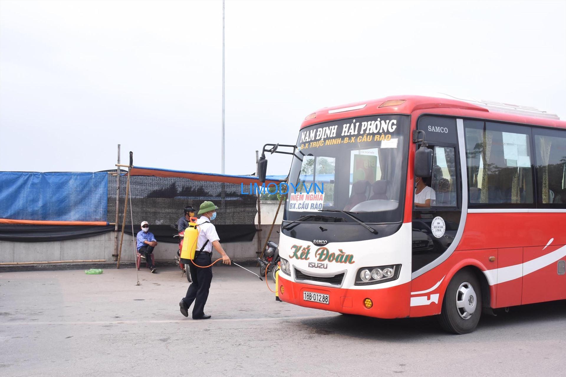 Bến xe Việt Trì Phú Thọ: Số điện thoại, địa chỉ và thông tin chi tiết vé xe