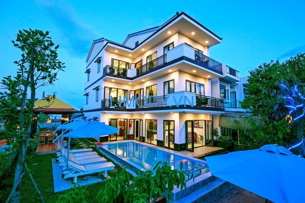 Villa là gì? A-Z Thông tin chi tiết về loại hình biệt thự nghỉ dưỡng cao cấp