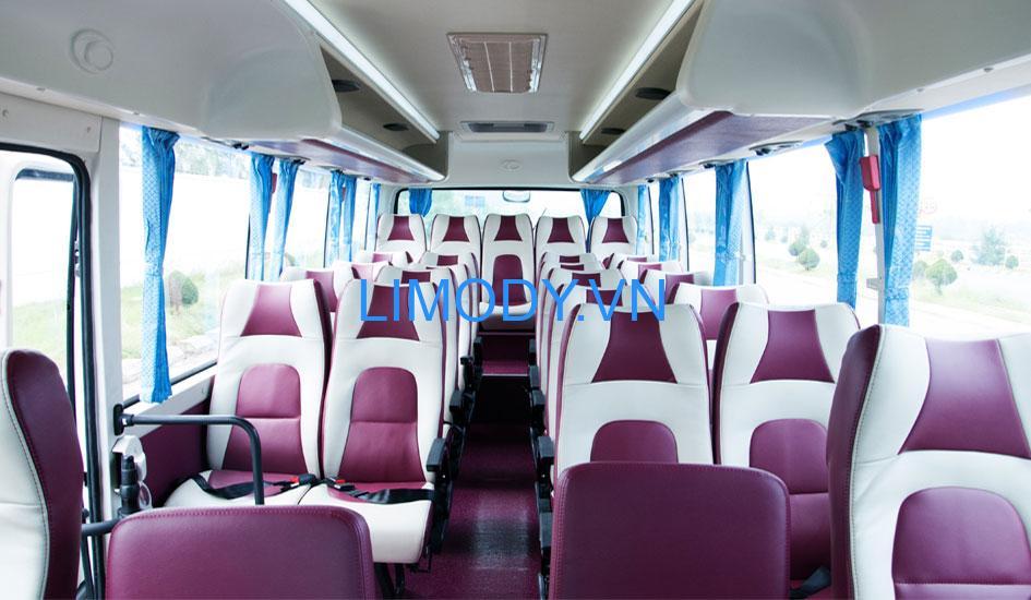 Top 24 Nhà xe limousine Hà Nội Hải Phòng giường nằm đưa đón tận nhà
