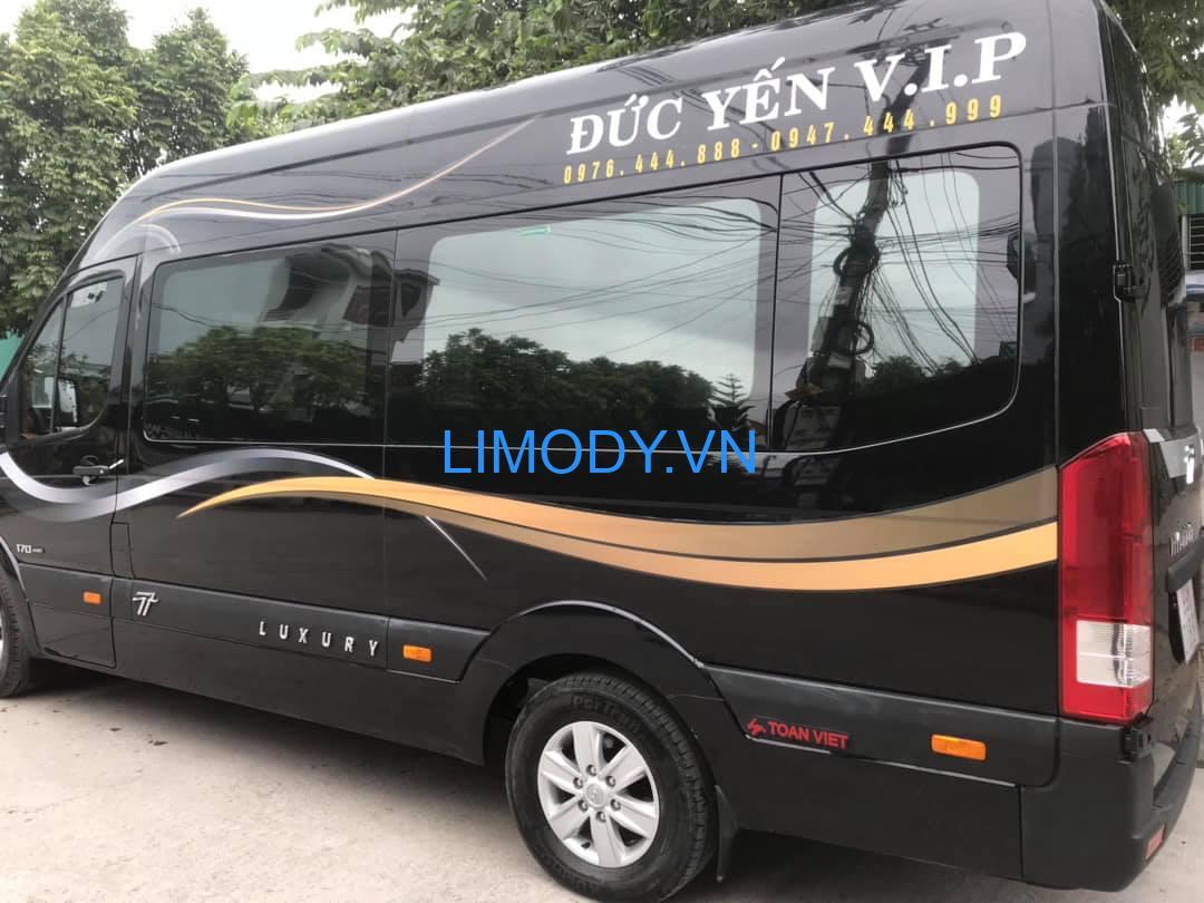 Top 25 Nhà xe limousine Hà Nội Quảng Ninh đặt vé xe khách giường nằm