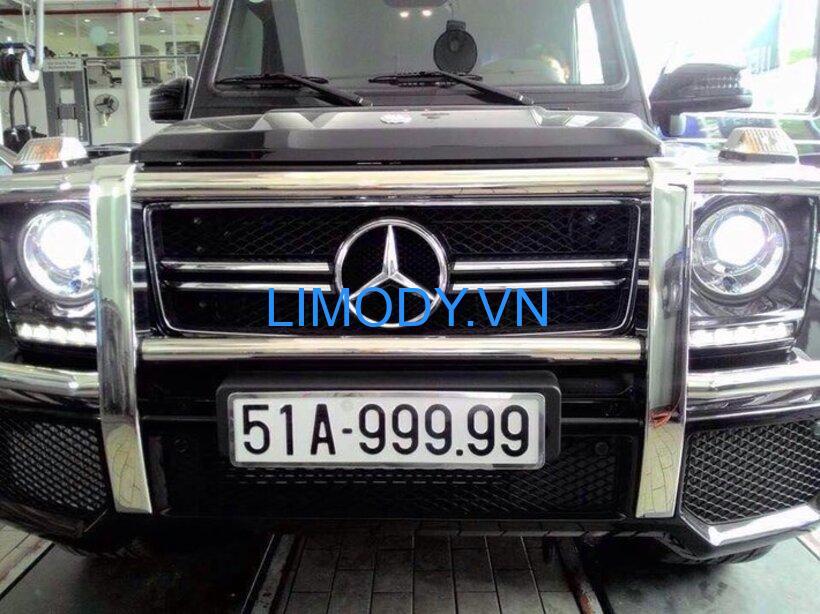 Biển số xe là gì? Danh sách các biển số xe 63 tỉnh thành phố ở Việt Nam