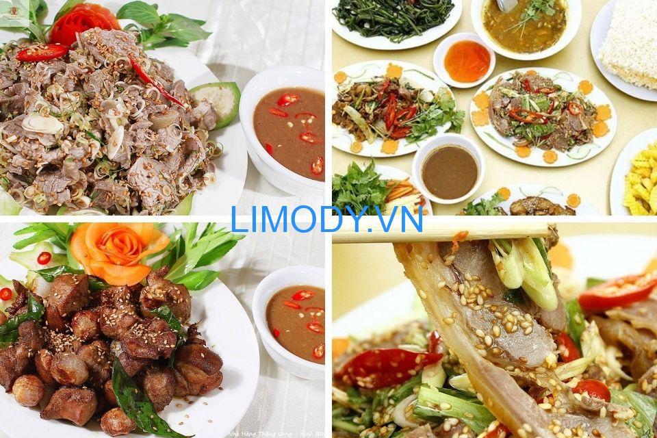 Top 20 Đặc sản Ninh Bình làm quà thơm ngon hấp dẫn nên thưởng thức