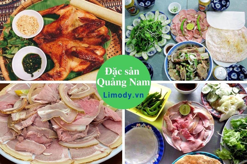 Top 20 Đặc sản Quảng Nam - Tam Kỳ làm quà hấp dẫn đáng thử nhất