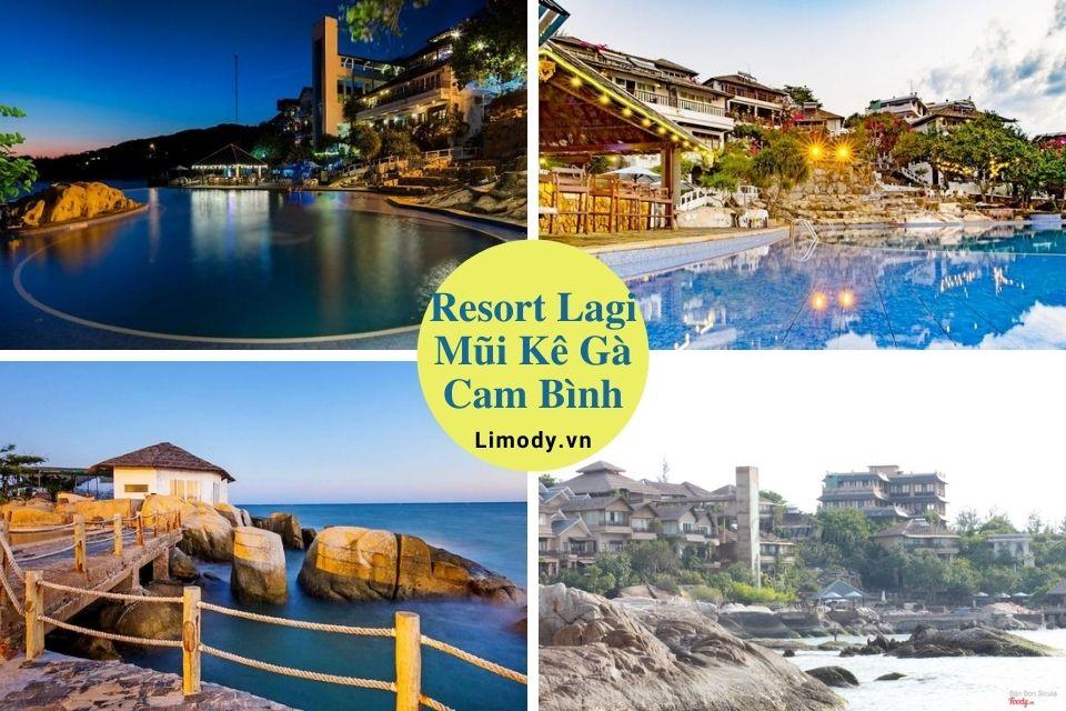 Top 15 Resort Lagi – Mũi Kê Gà – Cam Bình giá rẻ đẹp sát biển từ 3-4-5 sao