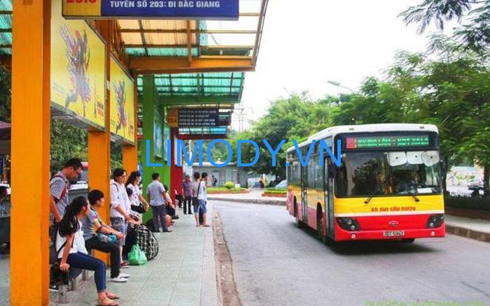 Danh sách lộ trình các tuyến xe buýt Hà Nội – xe bus Hà Nội 2 tầng nhanh