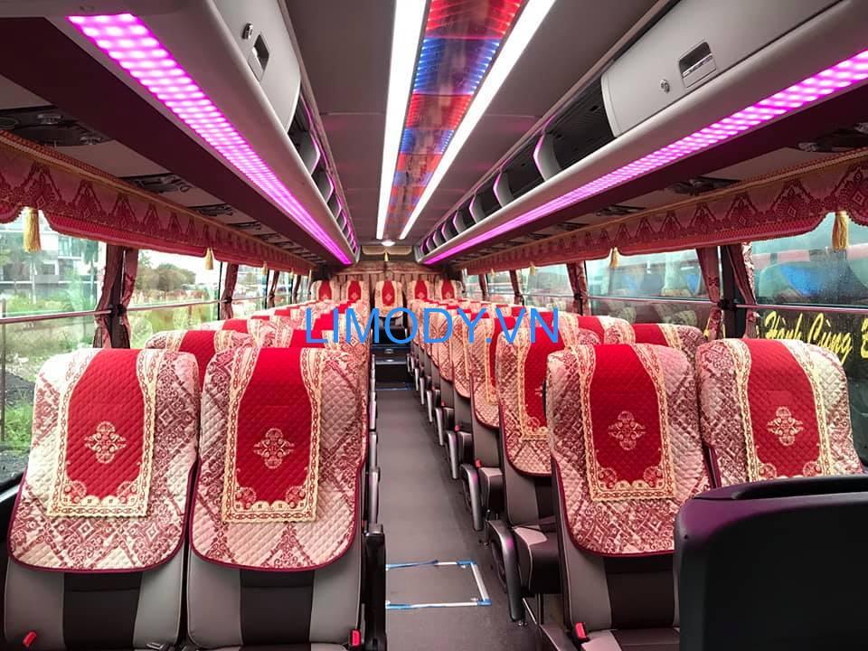 15 Nhà xe Mỹ Đình Quảng Ninh xe khách limousine giường nằm tốt nhất